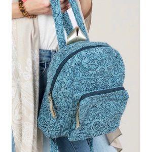 Handbags - New🌻 Paisley BoHo mini backpack